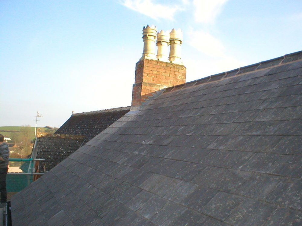Milverton Re Roof Trevor Wyatt Roofing
