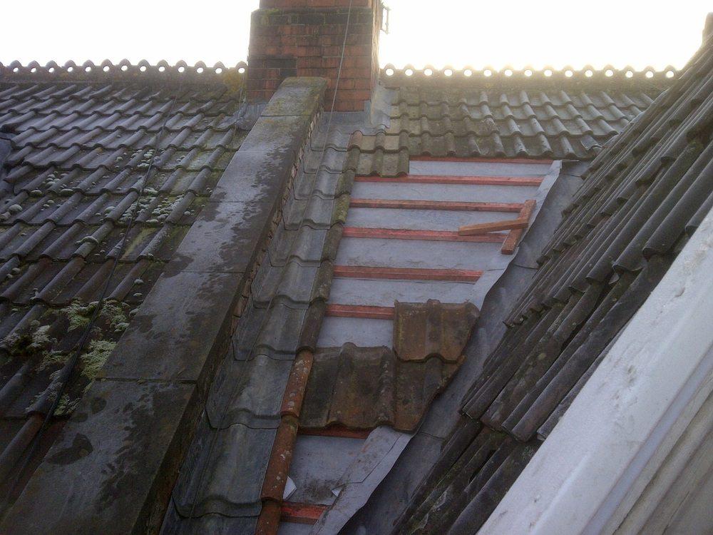 Bridgwater Re Roof Trevor Wyatt Roofing