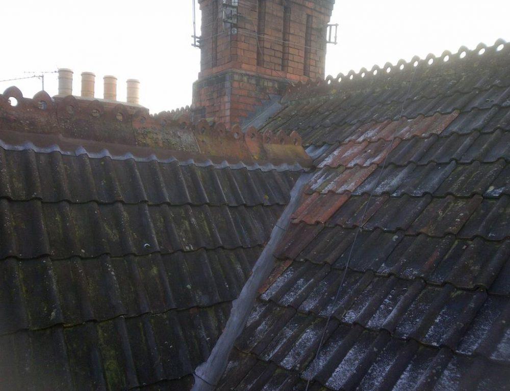 Bridgwater Re Roof