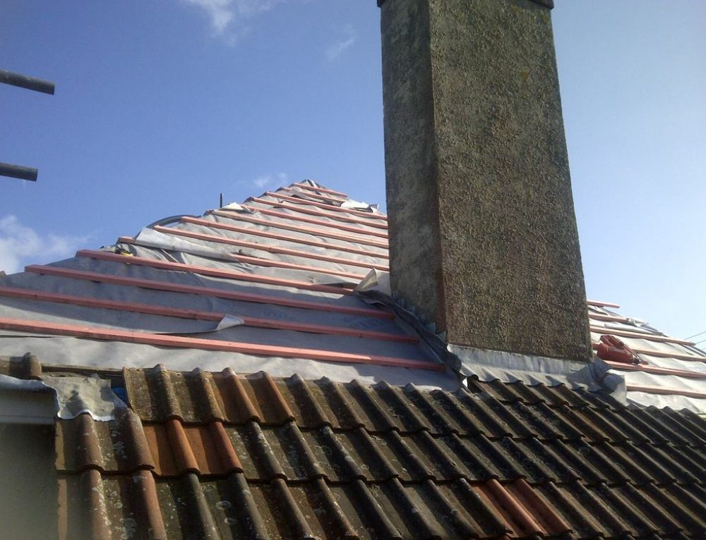 Taunton Re-Roof