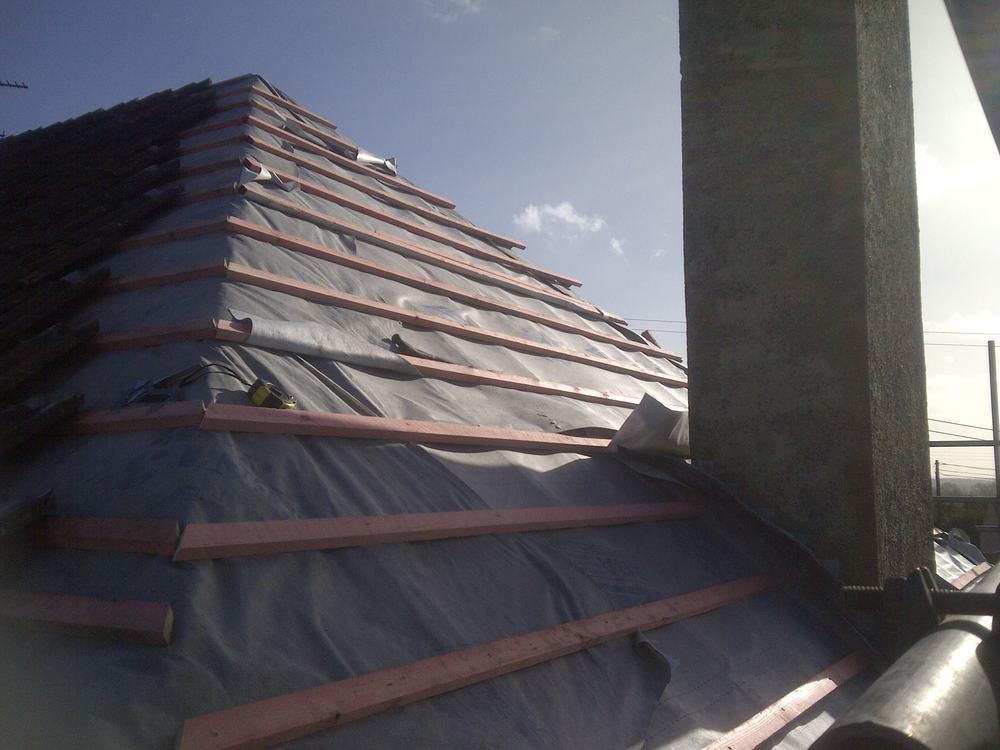 Taunton Re Roof Trevor Wyatt Roofing