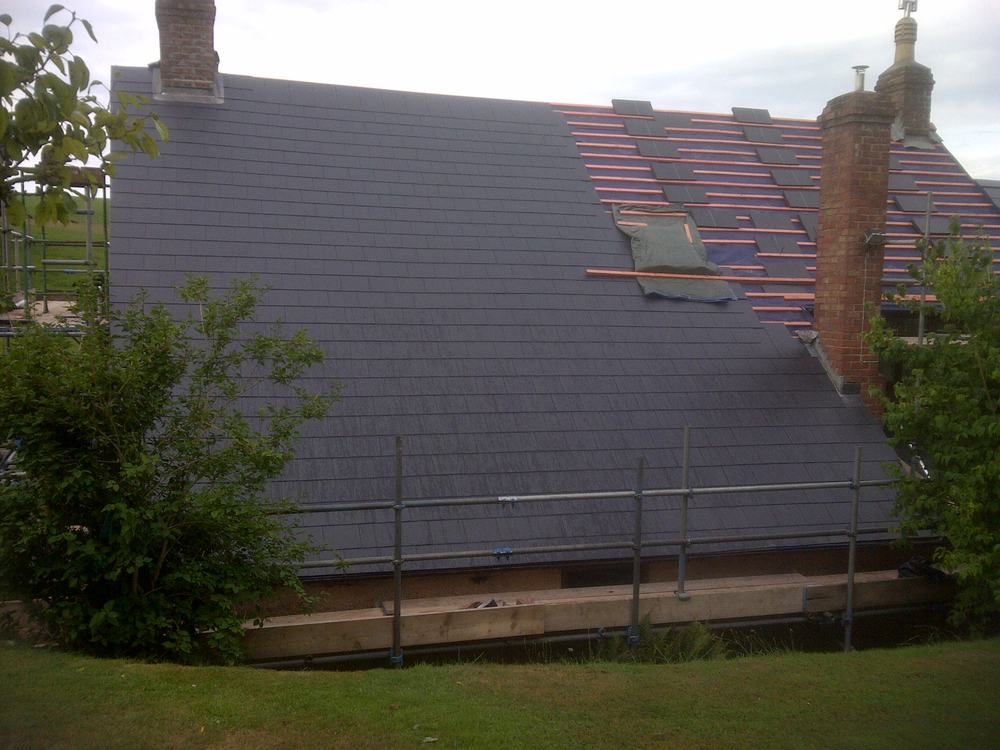 Roofing In Taunton